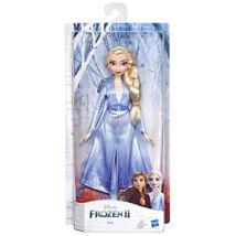 Disney hercegnők: Jégvarázs 2 Elza baba - 28 cm