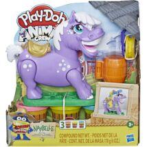 Play-Doh: Animal Crew Naybelle póni gyurmaszett
