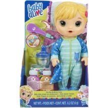 Baby Alive Szőke fiú baba orvosi készlettel