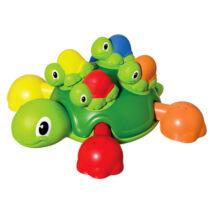 Teknős pajtik fürdőjáték