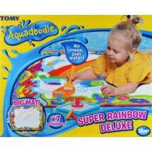 Tomy - Aquadoodle rajzszőnyeg szuper szivárványos színek