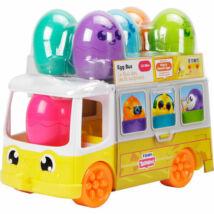 Tomy Toomies: Buszos tojáskaland szett