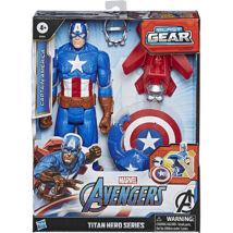 Bosszúállók Titan Hero Amerika kapitány játékszett