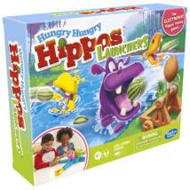 Hungry Hippos - Éhes vízilovak társasjáték