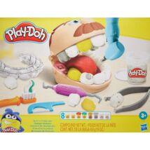 Play-Doh: Fogászat és fogszabályzás gyurmaszett