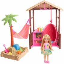 Barbie Chelsea trópusi játékszett