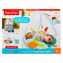 Fisher-Price: halacskás praktikus játszószőnyeg
