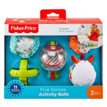 Fisher-Price: öt érzék foglalkoztató labdacsomag