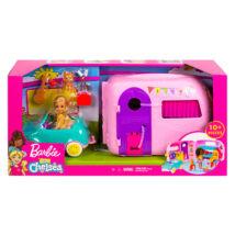 Barbie Chelsea Club: Chelsea lakóautója