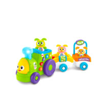 Fisher-Price: Beatbo vonat