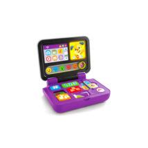 Fisher-Price: Kacagj és Fejlődj! - tanuló laptop, új kiadás
