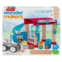 Wonder Makers: Úticélok szettek - logisztikai raktár