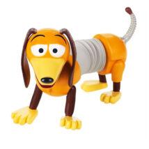 Toy Story alap figurák (Slinky)