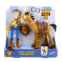 Toy Story 4: Woody és Szemenagy játékszett
