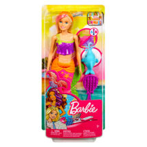 Barbie Dreamhouse: világjáró Barbie sellő