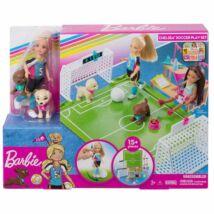 Barbie Chelsea Club: futball szett