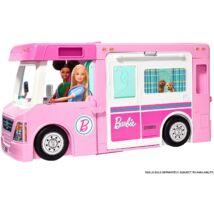 Barbie: 3 az 1-ben Álomszép lakókocsi