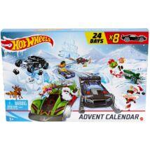 Hot Wheels: Adventi naptár