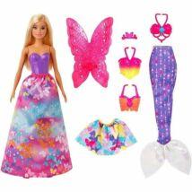 Barbie Dreamtopia: Átalakítható hercegnő