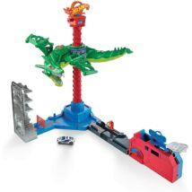 Mattel Hot Wheels: Sárkánytámadás pályaszett
