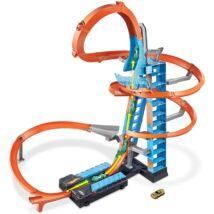 Mattel Hot Wheels: Ütközések a toronyban pályaszett kiegészítővel
