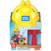 Mega Bloks: első építkezésem kezdő szett