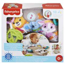 Fisher-Price: Zenélő, rezgő lajháros pocakpárna