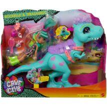 Cave Club: T-Rex babával