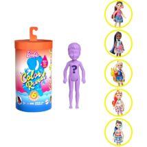 Barbie: Color Reveal Chelsea meglepetés baba, 3. széria - többféle