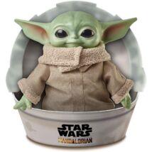 Star Wars: Baby Yoda plüssfigura - 28 cm