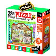 Logikai puzzle - Háztartás