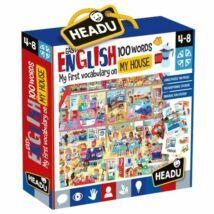 Headu: Tanulj könnyen angolul - Otthon puzzle