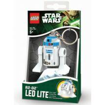 Star Wars világító kulcstartó - R2D2