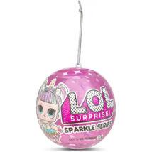 L.O.L Surprise: Sparkle Dolls csillámló meglepetés babák - többféle