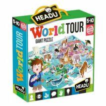Headu: Óriás puzzle - világkörüli út