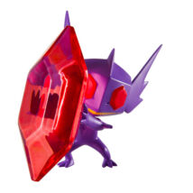 Tomy: Pokémon Mega Sableye figura