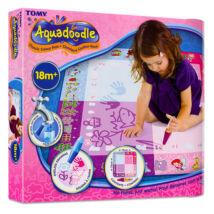 Tomy: Aquadoodle rajzkészlet - rózsaszín