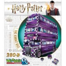 3D habszivacs puzzle Harry Potter - Kóbor Grimbusz