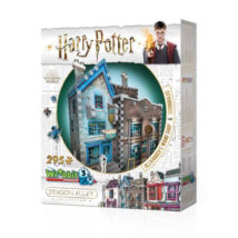 3D habszivacs puzzle Harry Potter - Mr.Ollivander pálcaboltja
