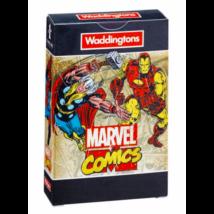 Waddingtons Marvel Retro Comics francia kártya (angol)