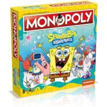 Monopoly Spongebob Squarepants angol nyelvű társasjáték
