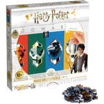 Harry Potter Címerek - 500 darabos puzzle