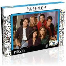Jóbarátok - Apartman 1000 darabos puzzle