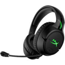 HyperX CloudX Flight Wireless vezeték nélküli gamer headset fekete