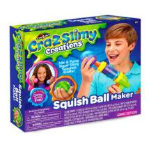 Cra-Z-Slimy: Nyomilabda készítő szett