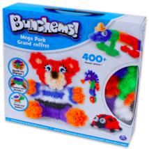 Bunchems 400db-os színes formázó készlet