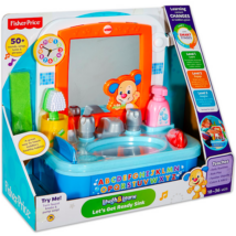 Fisher-Price: Intelligens mosdókagyló