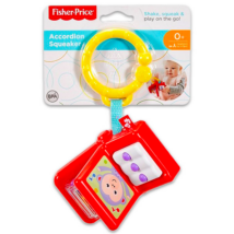 Fisher-Price: Harmónika csörgő