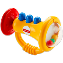 Fisher-Price: Trombita rágóka