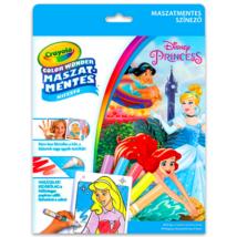 Crayola Color Wonder: Disney hercegnők maszatmentes kifestő